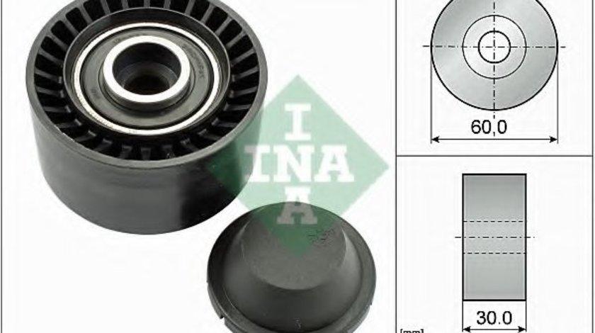 Rola ghidare/conducere, curea transmisie FORD FUSION (JU) (2002 - 2012) INA 532 0320 10 produs NOU