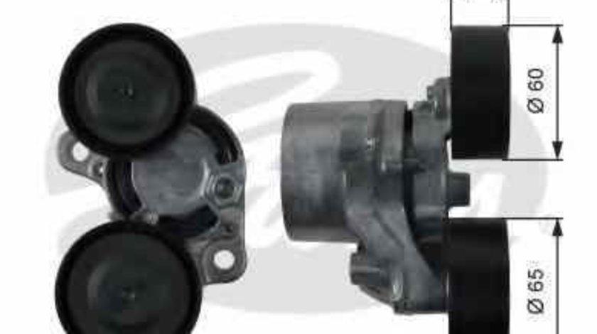 rola intinzator curea alternator BMW 5 F10 F18 GATES T39198