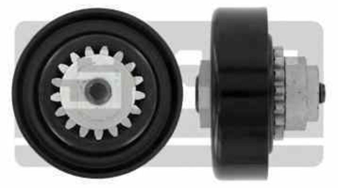 rola intinzator curea alternator CHEVROLET SPARK M300 SKF VKM 60012