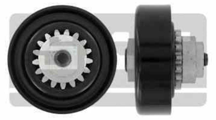 rola intinzator curea alternator CHEVROLET SPARK (M300) SKF VKM 60012