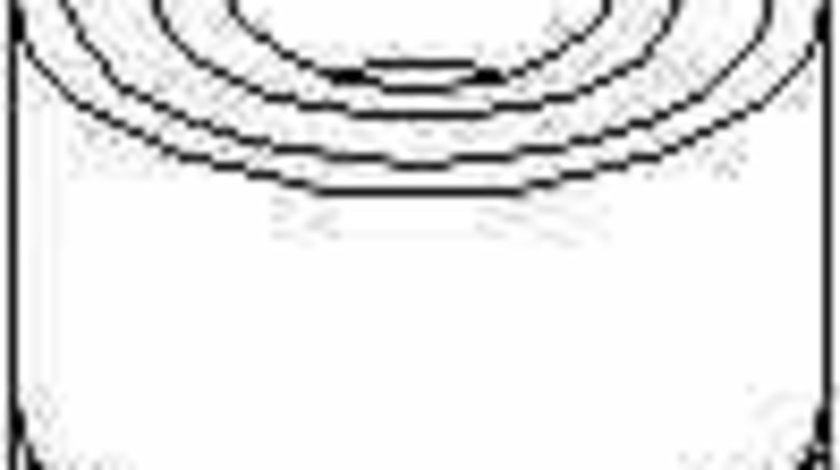 rola intinzator curea alternator MERCEDES-BENZ S-CLASS (W140) TOPRAN 400 302