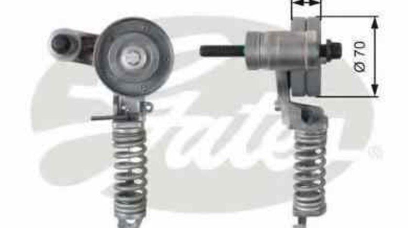 Rola intinzator curea alternator OPEL AGILA A H00 GATES T38344