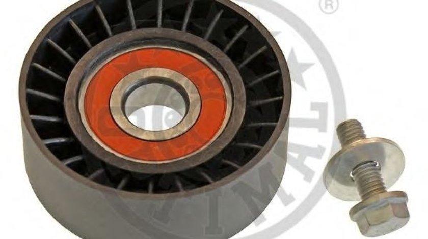 Rola intinzator,curea transmisie AUDI A4 (8EC, B7) (2004 - 2008) OPTIMAL 0-N1671S piesa NOUA