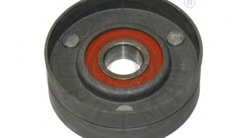 Rola intinzator,curea transmisie AUDI A4 Avant (8ED, B7) (2004 - 2008) OPTIMAL 0-N1534S piesa NOUA