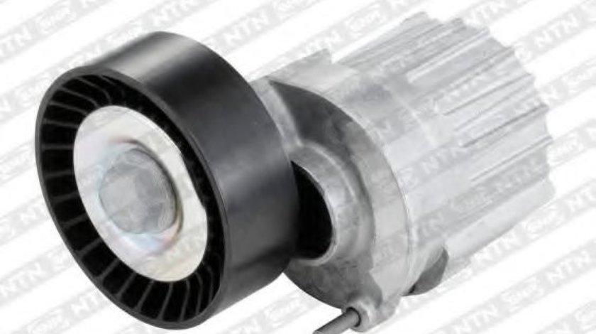 Rola intinzator,curea transmisie AUDI A6 Avant (4F5, C6) (2005 - 2011) SNR GA357.24 - produs NOU