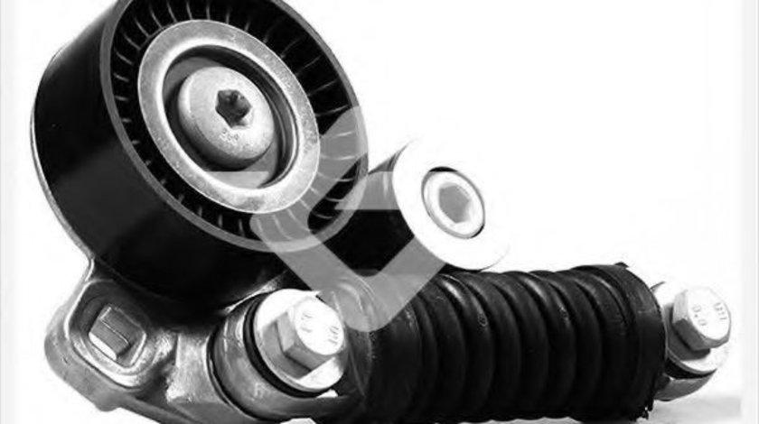 Rola intinzator,curea transmisie AUDI A8 (4E) (2002 - 2010) HUTCHINSON T4037 piesa NOUA