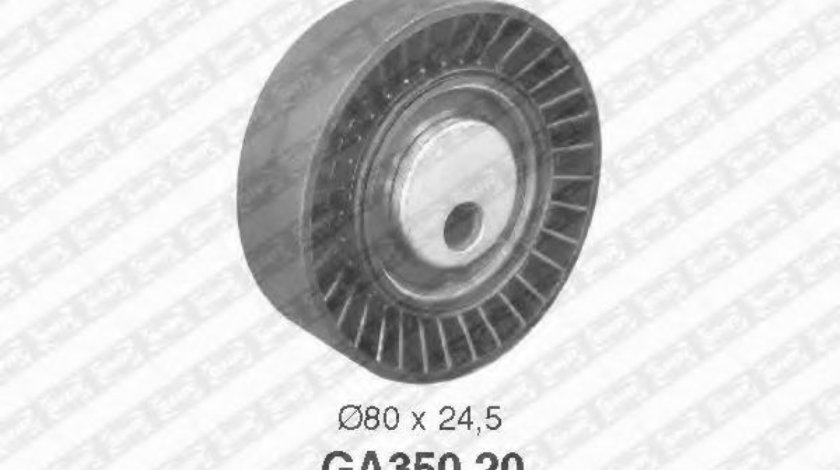 Rola intinzator,curea transmisie BMW Seria 3 Cupe (E46) (1999 - 2006) SNR GA350.20 - produs NOU