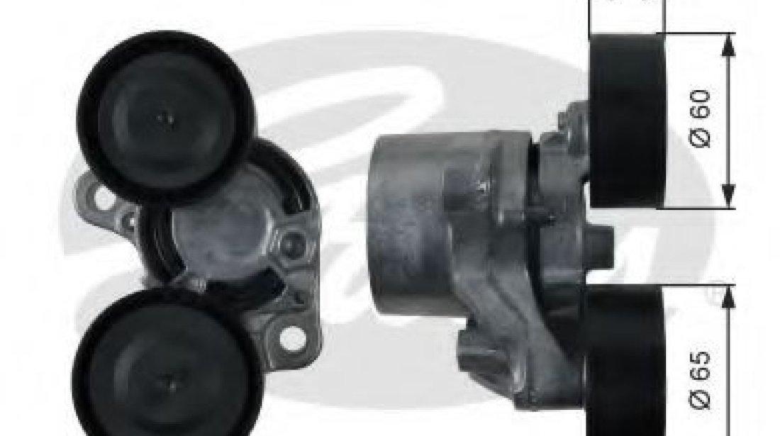 Rola intinzator,curea transmisie BMW Seria 3 Touring (E91) (2005 - 2012) GATES T39198 produs NOU