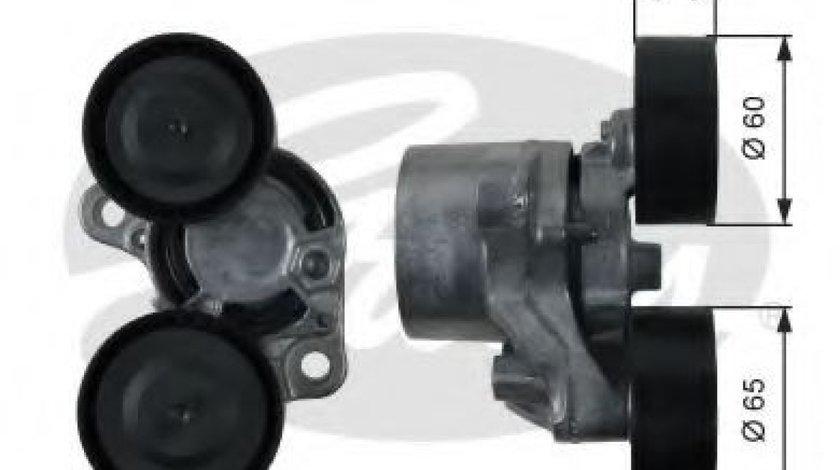 Rola intinzator,curea transmisie BMW Seria 3 Touring (E91) (2005 - 2012) GATES T39198 - produs NOU