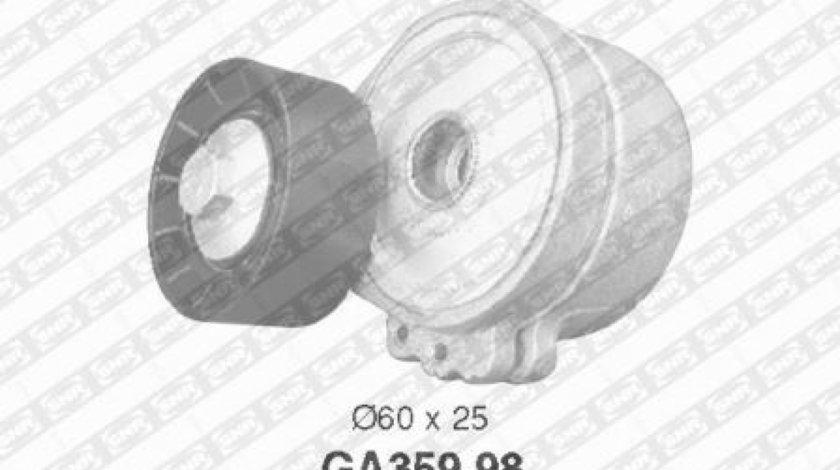rola intinzator curea transmisie FIAT DUCATO nadwozie pe³ne 230L Producator SNR GA359.98