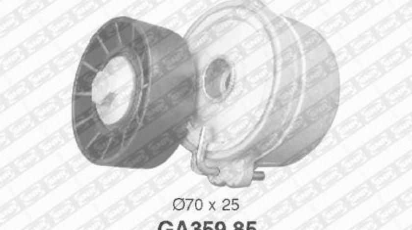 rola intinzator curea transmisie FIAT DUCATO nadwozie pe³ne 230L Producator SNR GA359.85