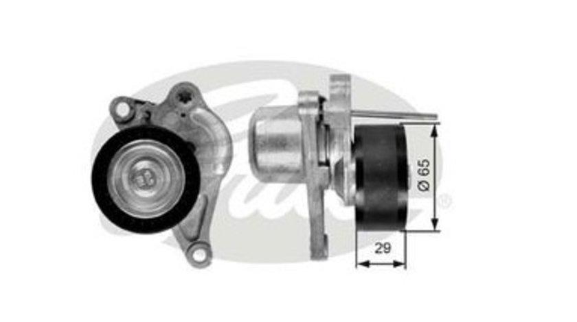 Rola intinzator curea transmisie Renault / Opel / Nissan T38311 ( LICHIDARE DE STOC)