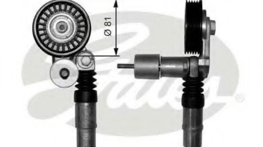 Rola intinzator,curea transmisie VW GOLF IV (1J1) (1997 - 2005) GATES T38306 - produs NOU