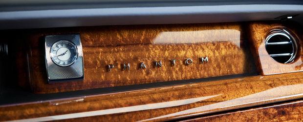 Rolls-Royce a lucrat 3 ani la aceasta masina pentru un client special. Acum ca este gata, uite de ce a durat atat