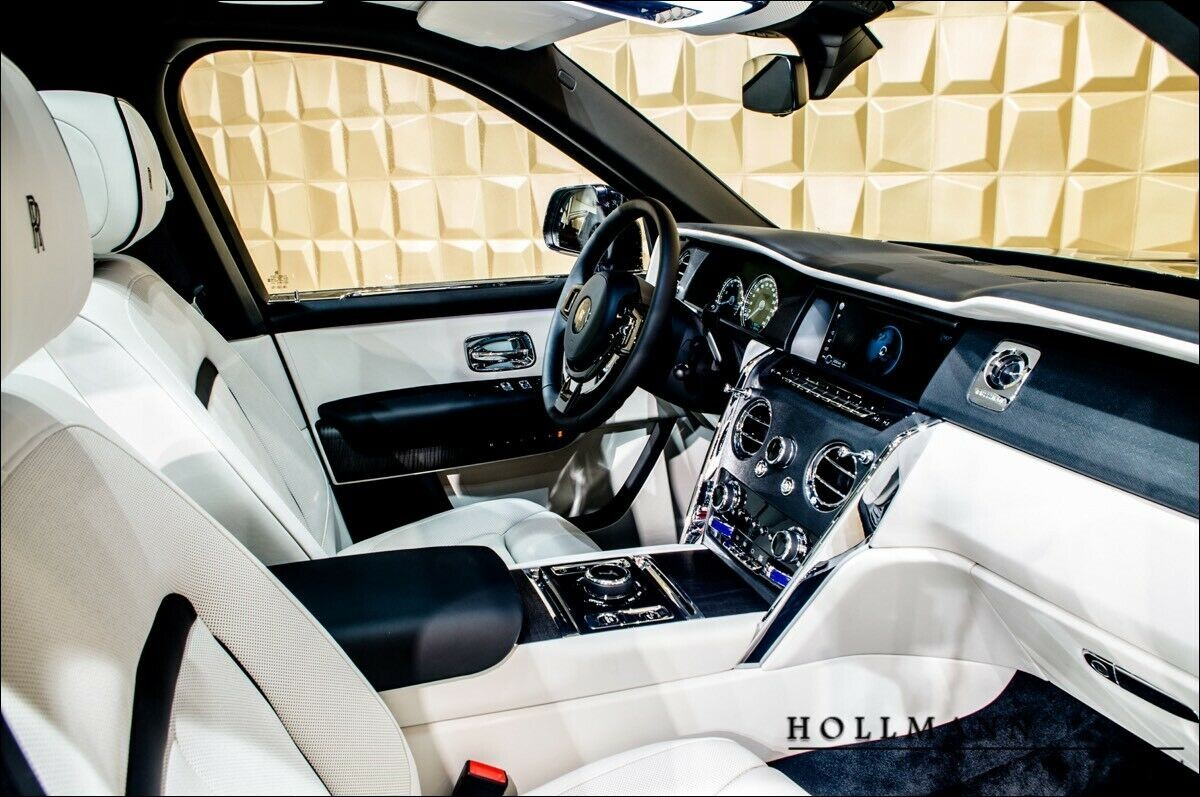 Rolls-Royce Cullinan Billionaire de vanzare - Rolls-Royce Cullinan Billionaire de vanzare