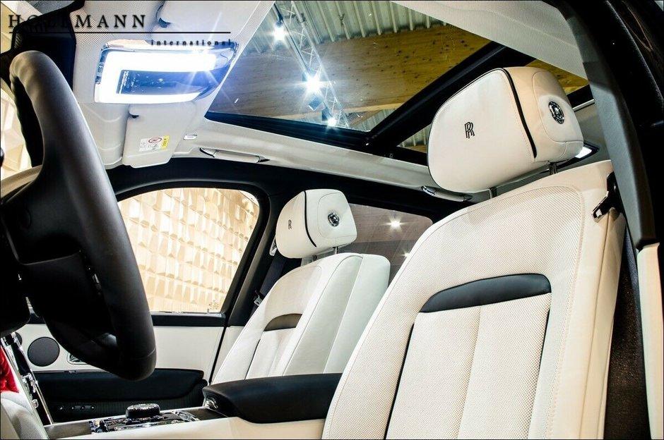 Rolls-Royce Cullinan Billionaire de vanzare