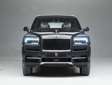 Rolls-Royce Cullinan - Poze reale