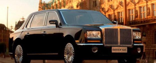 Rolls Royce ii da in judecata pe inventatorii Phantomului chinezesc