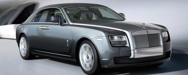 Rolls-Royce intra in istorie cu cel mai mic recall din lume: o singura masina