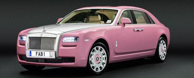 Rolls Royce lanseaza Ghost FAB1