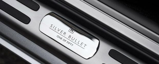 Rolls-Royce lanseaza o noua decapotabila de lux. Vor exista numai 50 de exemplare