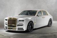 Rolls-Royce Phantom de la Mansory
