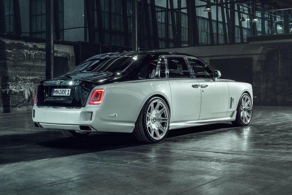 Rolls-Royce Phantom de la Spofec