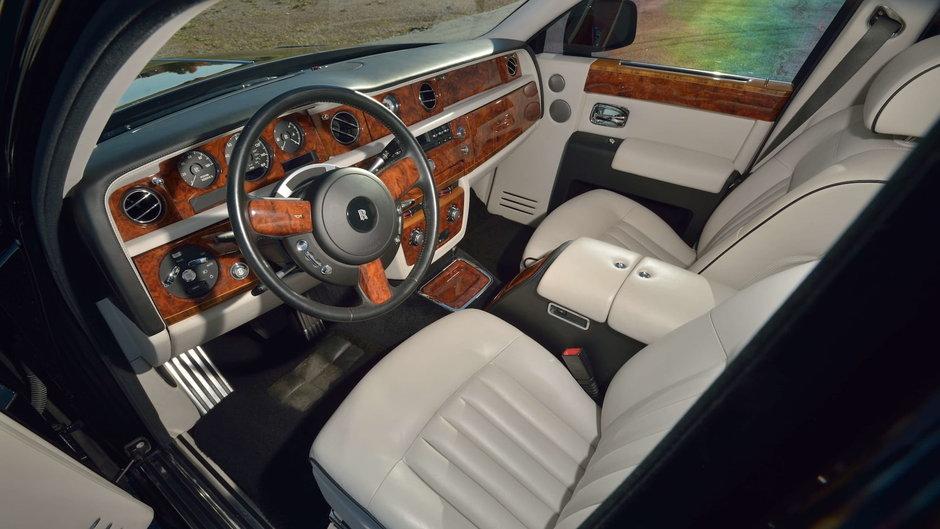 Rolls-Royce Phantom de vanzare