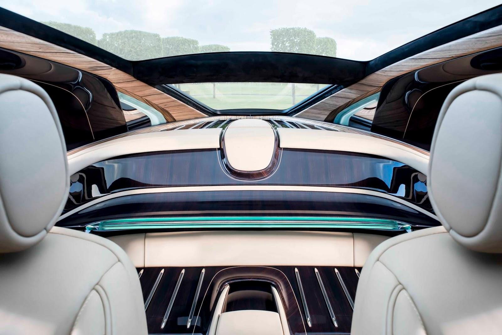 Rolls-Royce Phantom Star of India si Sweptail - Rolls-Royce Phantom Star of India si Sweptail
