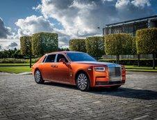 Rolls-Royce Phantom Star of India si Sweptail