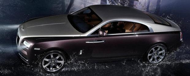 Rolls Royce pregateste doua modele noi