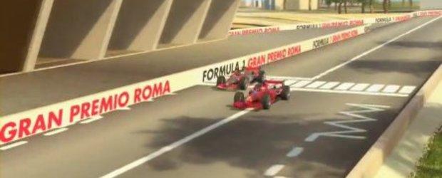 Roma planuieste un circuit stradal mai tare ca cel de la Monaco