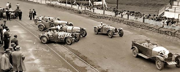 Romani de poveste: George Burianu, pilotul care s-a luptat cu Enzo Ferrari