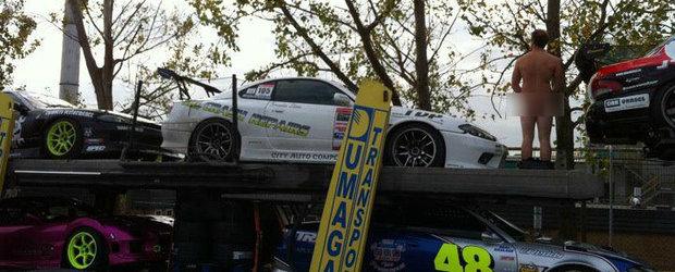 Romania, esti pregatita? Masinile din Irlanda vin spre Drift Grand Prix of Romania!