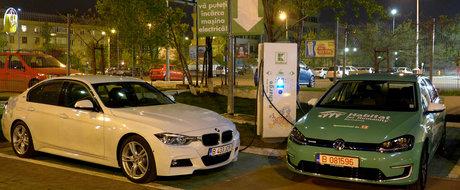 Romania incepe sa se electrizeze: tot mai multi romani cumpara vehicule electrice
