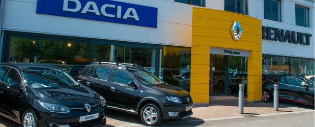 Romania isi revine: avem cea mai mare crestere a vanzarilor de masini noi in Europa!
