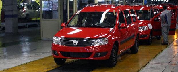 Romania, locul 17 in topul tarilor producatoare de autovehicule