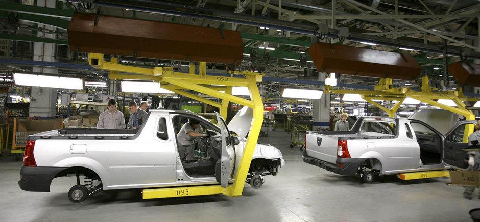 Romania risca sa ramana fara Dacia