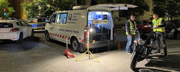 Romania s-a umplut de rable. Aproape toate masinile oprite weekend-ul trecut in Bucuresti, descoperite cu probleme tehnice majore