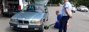 Romania s-a umplut de rable. Peste jumatate dintre masinile oprite zilele trecute in trafic, descoperite cu probleme tehnice majore