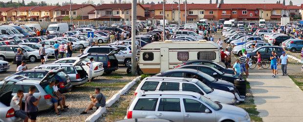 Romania sufocata de masinile second-hand: 85% dintre masinile inmatriculate in acest an sunt la mana a doua