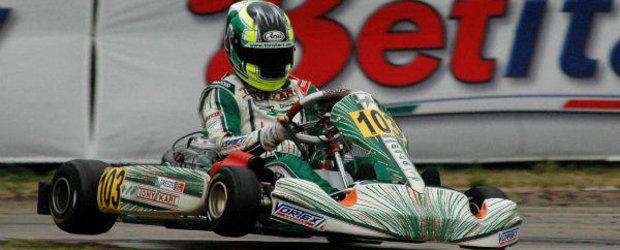 Romanii, din nou participanti la competitiile de karting international