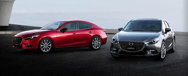 Romanii incep sa vada si altceva decat masini germane: Mazda, crestere de 54% a vanzarilor
