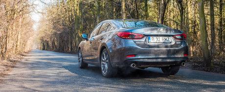 Romanii prind gustul calitatii japoneze: vanzari Mazda in crestere cu 17%