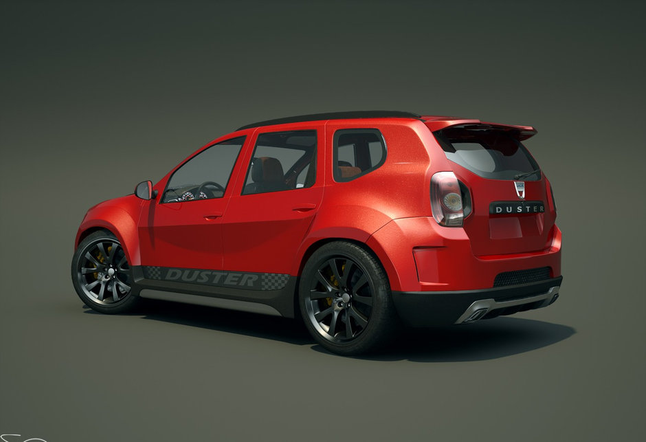 Romanii se uita la pret: Dacia Duster, cel mai bine vandut SUV in Romania