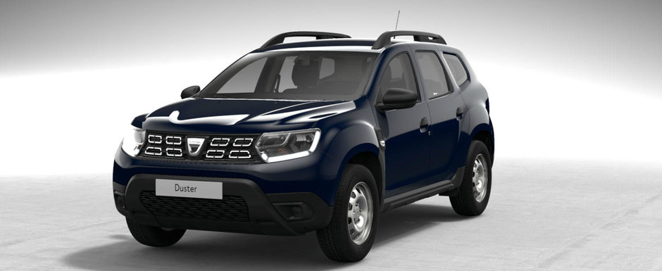 Romanii se vor bate pe ea. Cat costa in Romania cea mai ieftina Dacia Duster cu motor DIESEL