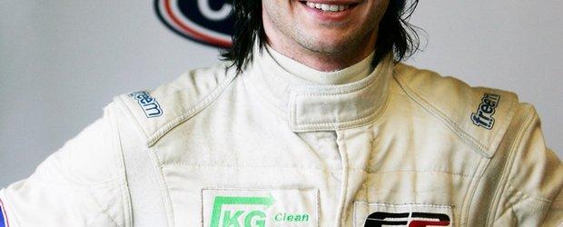 Romanul Mihai Marinescu, locul 3 dupa primele curse din Formula 2