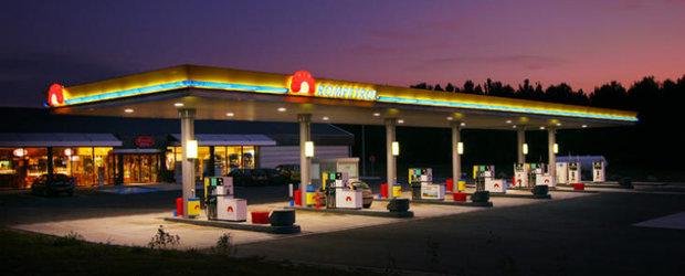 Rompetrol va deschide 10 benzinarii noi in Bulgaria
