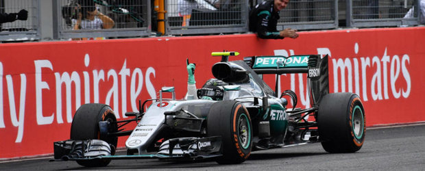 Rosberg castiga in Japonia. Lewis Hamilton tot mai departe de un nou titlu mondial