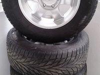 Roti asfalt pentru 4x4